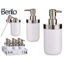wholesale Bath Furniture & Accessories: white stainless steel dispenser