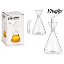 wholesale Food & Beverage: 250ml transparent glass oilcan