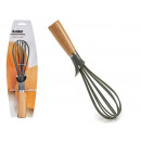 wholesale Kitchen Gadgets:wooden handle whisk