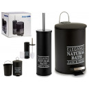 wholesale Bath Furniture & Accessories: toilet brush set 5l black paper letters