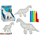 wholesale Pencils & Writing Instruments: stuffed dinosaur to paint marker