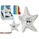 wholesale Dolls &Plush: sea star stuffed toy to paint rotulad