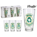 set of 3 recycle soda glasses 31cl
