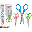 children's scissors hoops colors 3 times assor