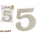 nummer 5 polystyren