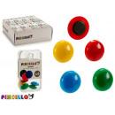 magneti piccoli colori 6 pezzi di volte assortito