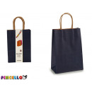 set of 3 dark blue bags