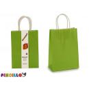 mayorista Boutiques y almacenamiento: conjunto de 3 bolsas verdes