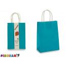 mayorista Boutiques y almacenamiento: conjunto de 3 bolsas azules