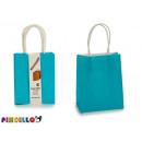 mayorista Mobiliario y accesorios oficina y comercio: conjunto de 3 bolsas azules pequeño