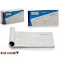 simple receipts pad 70 sheets