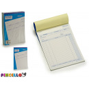 wholesale Beverages: large bills notebook 50 sheets with copy