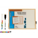 wholesale Gifts & Stationery: cork board and whiteboard 30x40