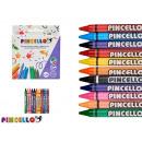 crayon wax 24 pieces