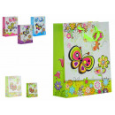 wholesale Gift Wrapping: butterfly paper bag assorted 4