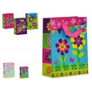 wholesale Gift Wrapping: paper bag flower assorted 4