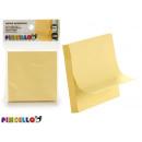 adhesive notes yellow 76x76mm