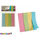 wholesale Office Utensil: vertical sticky notes small colors 3 times s