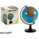 medium foot globe black foot