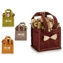 Taschendeko Modelle 4 fach sortiert