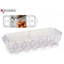 wholesale Kitchen Electrical Appliances: transparent plastic hollow 12 holes