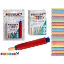 hurtownia Upominki & Artykuly papiernicze: blister kolory kredy plus wsparcie