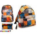 Backpack frames with plumier 2 times assorted mode