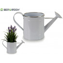 large white watering can