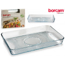 wholesale Casserole Dishes and Baking Molds: rectangular glass fountain 40x27cm borcam grill