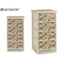 wholesale Small Furniture: wooden cabinet 4 drawers sheets width