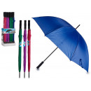 umbrella assorted 4 bright colors