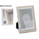 cornice per foto in alluminio 13x18 stampo sottile