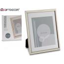 Cornice per foto in alluminio stampata larga 20x25