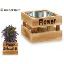 Großhandel Cremes: Blumentopf einfache natürliche Blume