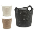 wholesale Household & Kitchen: big rattan carrycot round handles assorted 4 ...