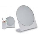 wholesale Mirrors:round white mirror