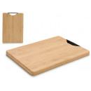 wholesale Household Goods: bambu cutting board 24x12x1,8cm