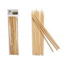 set of 45 bamboo skewers 30cm
