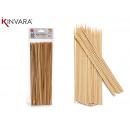 set of 85 bamboo skewers 25cm