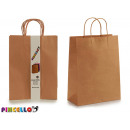 wholesale Business Equipment: set of 2 large kraft paper bags