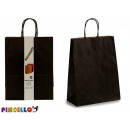 wholesale Business Equipment: set of 2 large black paper bags