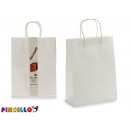 wholesale Business Equipment: set of 2 large white paper bags