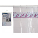 180x180 bathroom curtain luxury mosaic