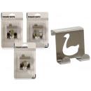 double door hanger models 4 times assorted