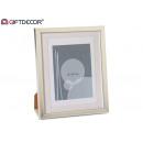 15x20 photo frame thin silver frame