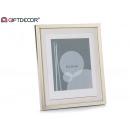 20x25 photo frame thin silver frame