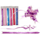 set of 10 magic bows stripes colors 6 times