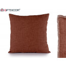wholesale Cushions & Blankets:40x40 dark brown cushion