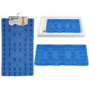 anti-slip carpet blue rollers os