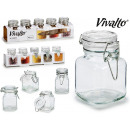 wholesale Household Goods: set of 5 airtight jars 88ml